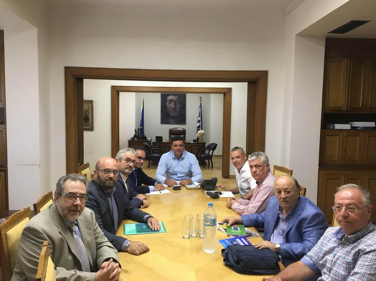 Συνάντηση ΕΕΛΙΑ με υπουργό Υγείας